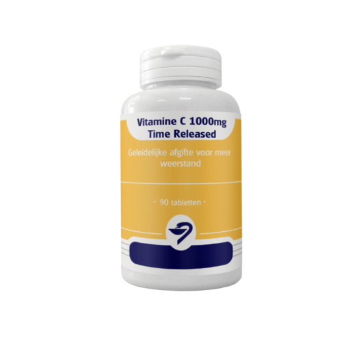 Vitamine C 1000mg Time Released 90 tabletten